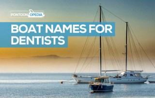 dentist boat names
