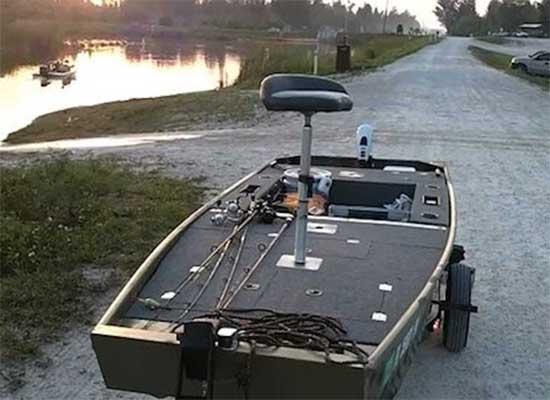 jon boat mods bass fishing