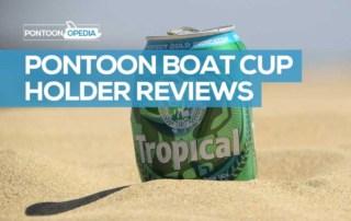 pontoon boat drink cup holders