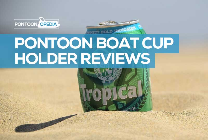 pontoon boat drink cup holders
