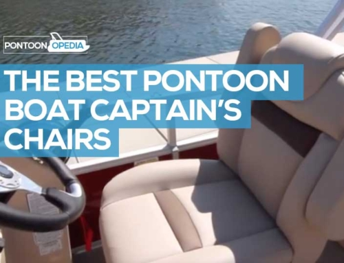 Pontoon Boat Captain's Chair: Reviews of the Best Seats on Sale