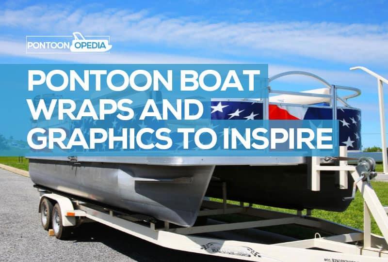 pontoon boat graphics ideas