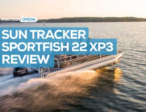 Sun Tracker Sportfish 22 XP3 Review for 2018