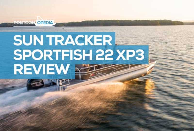 Sun Tracker Sportfish 22 XP3 Review