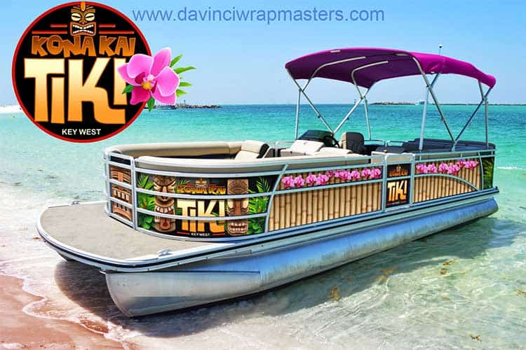 Pontoon Boat Wraps Stunning Ideas For Graphics You Have