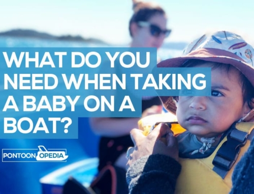 What Do You Need When Taking a Baby on a Boat Trip or Living Onboard?