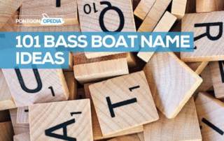 funny bass boat names