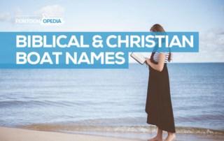 christian boat names