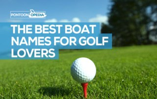 golfing related boat names