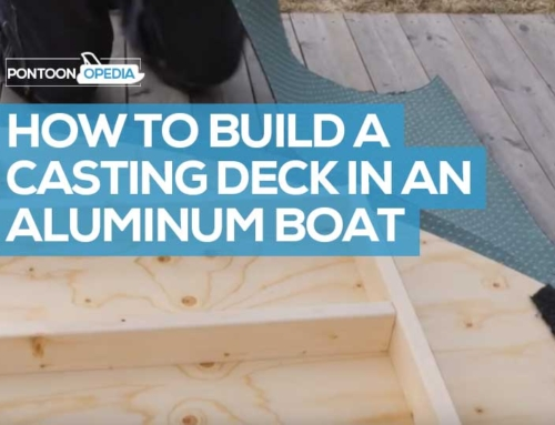 How to Build a Casting Deck in an Aluminum Boat in 6 Steps