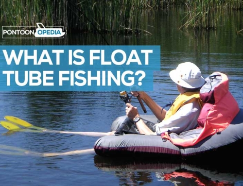 What Is Float Tube Fishing? + What Does a Float Tube Look Like?