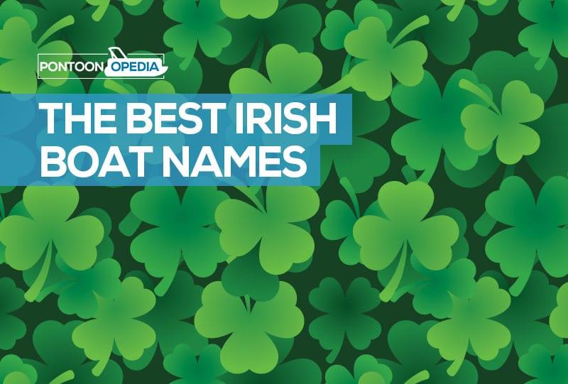 Funny irish boat names