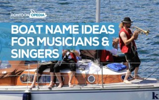 Boat names for music lovers