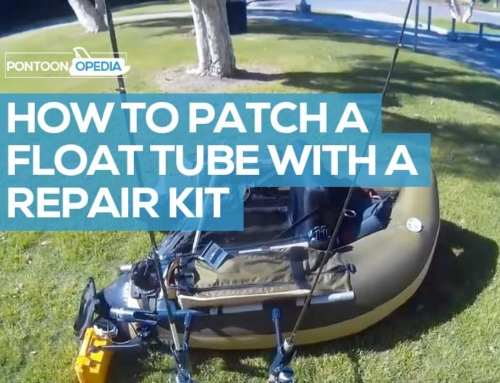 How to Patch a Float Tube & What Repair Kit You Will Need