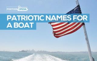 funny patriotic boat names