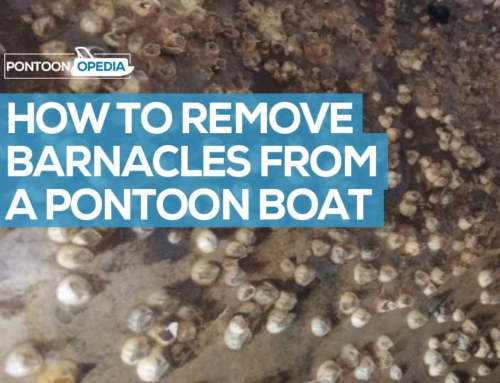 How to Remove Barnacles from a Pontoon Boat in 6 Simple Steps