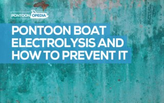 how to stop electrolysis on a pontoon boat