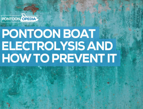 Pontoon Boat Electrolysis: How to Stop and Prevent Corrosion