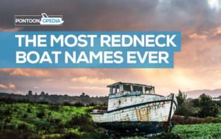 best redneck boat names