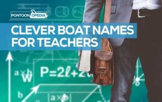 Teacher boat names