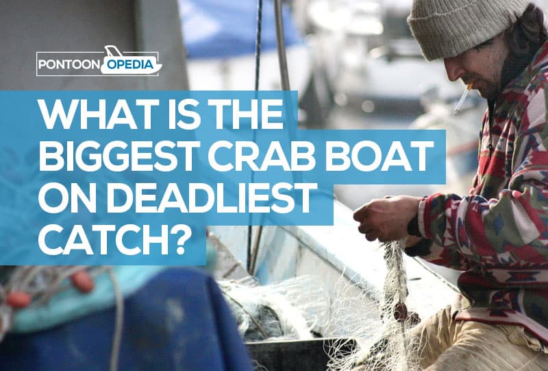 crab boat sizes