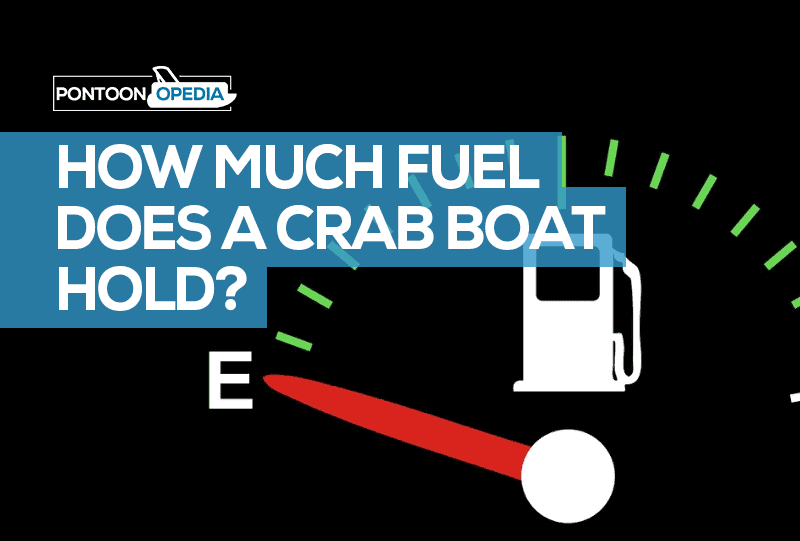 How Much Fuel Does a Crab Boat Hold? * 24 Deadliest Catch Boats *