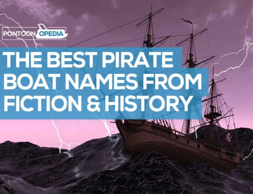 127 Pirate Boat Names: Funny & Famous Ship Names That are Badass!