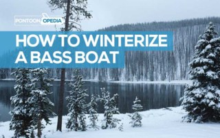 how to winterize a bass boat
