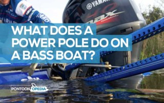 What Does a Power Pole Do on a Bass Boat