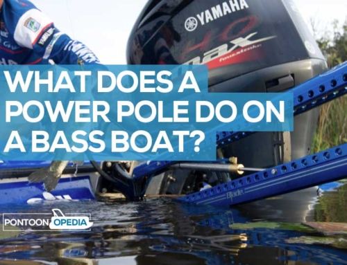 What Does a Power Pole Do on a Bass Boat?