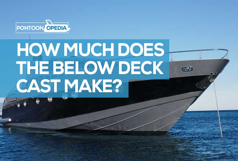 How Much Does the Below Deck Cast Make Per Episode? * FACT !! *