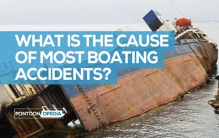 what is the cause of most boating accidents