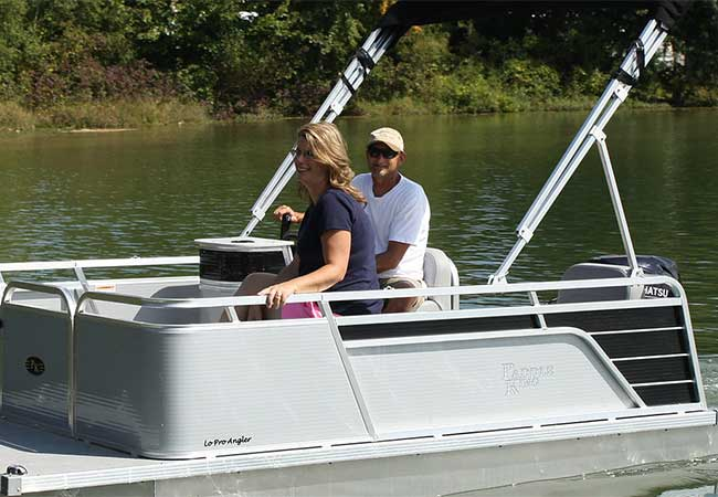reviews of best mini fishing pontoon boats