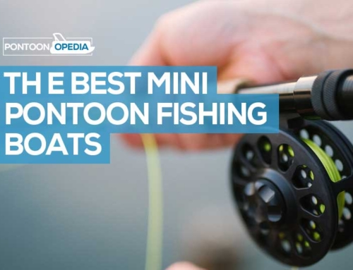 5 Best Mini Pontoon Boats for Fishing Rated & Reviewed