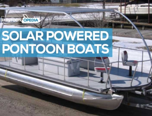 Solar Powered Pontoon Boats Guide: The Kit + Pros & Cons