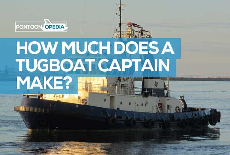 tugboat captain salary