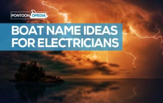 boat names about electricity