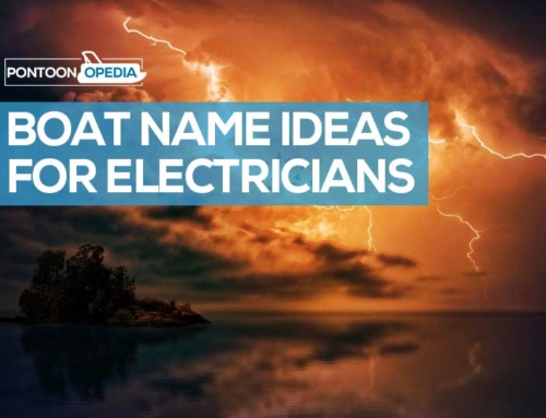41 Boat Names for Electricians & Electricity to Spark an Idea