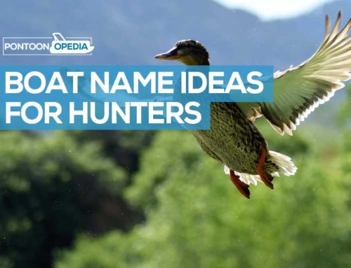 101 Best Boat Names for Hunters + Duck Hunting (Cool, Funny, Rude)