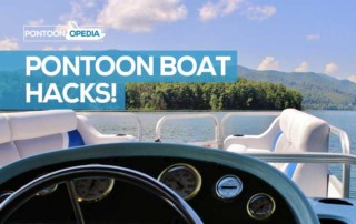 pontoon boat hacks