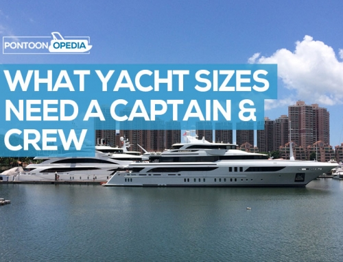 What Size Yacht Requires a Crew & Captain?