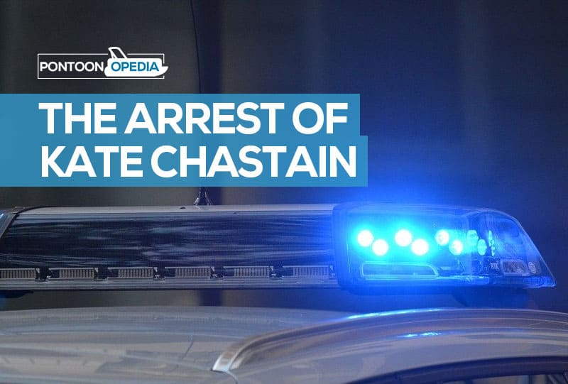 kate chastain arrest
