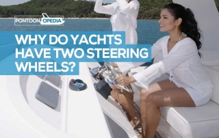 Why Do Yachts Have Two Steering Wheels