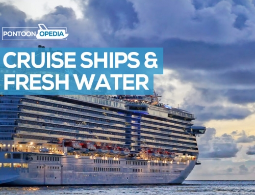 How Do Cruise Ships Get Fresh Water? + How Water is Carried