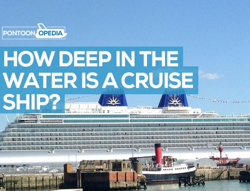 How Deep Does the Water Have to be for a Cruise Ship?