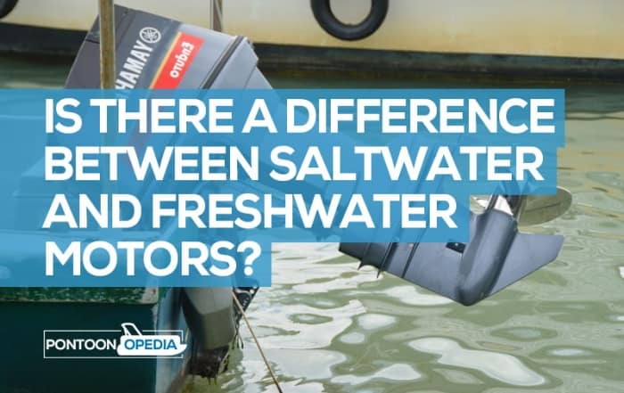 is there a difference between saltwater and freshwater motors