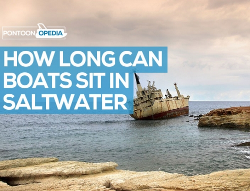 How Long Can a Boat Sit in Salt Water?