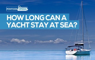 How Long Can a Yacht Stay at Sea
