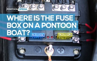 Where Is the Fuse Box On A Pontoon Boat