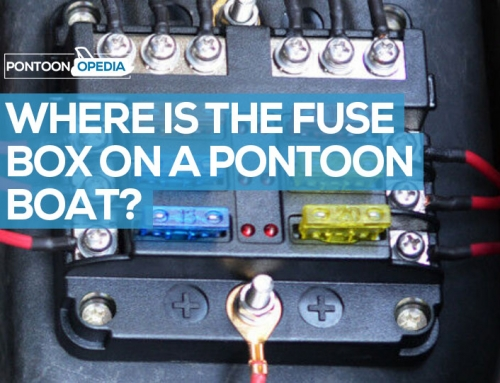 Where Is the Fuse Box On A Pontoon Boat?